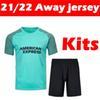 21 22 Away Kits