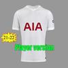 21 22 플레이어 버전 홈 셔츠
