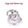 Gabbia con anello da 50mm