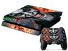 High-quality Custom Terrible Joker PS4 Sticker 1 Console Skin and 2 Controllers skin For PS4