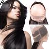 360 Lace Frontal 8A Grade Brazilian Virgin Hair Silky Straight Wave 100% Unprocessed Virgin Human Hair Extensions