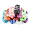 100pcs lot Hot 1M 3ft 2M 6ft 3M 10ft Colorful cable For All Mobile Phone
