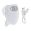 Smart 5V USB Charge 8 Color PIR Motion Sensor Bathroom Toilet Nightlight Seat Sensor Lamp Body Motion Activated with On   Off LEG_75D