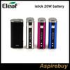 Genuine Eleaf iStick 20W 2200mah Battery Mod With OLED Screen with eGo Threading Connector Variable Wattage Device Battery Only