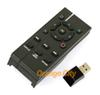 Wireless Media Remote Controller with Receiver for PS4