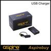 Genuine Aspire eGo USB Charger DC 4.2V 420MAH 1000MAH For Aspire CF Maxx Battery Charging For All Aspire eGo Battery Free Shipping