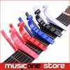 Colourful High Quality Acoustic Gutiar Capo Engineering Plastic Capo 5 Colour Wholesale Free shipping MU1235