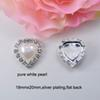 perla blanca pura