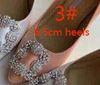 6.5cm 발 뒤꿈치 3 # 핑크색