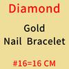 Nagel - # 16 Gold Diamant
