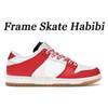 Quadro Skate Habibi.