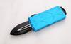 Blue handle / black blade