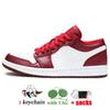 B23 Low Noble Red 36-46
