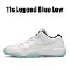 11s Legend Blue low