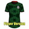 Player 21 22 mexico green