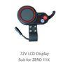 72V Normally LCD