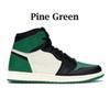 Pin vert