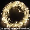 2M warm white