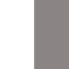 Blanc + gris