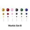 Mix Marble Set B (цвет случайной отправки)