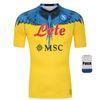 Napoli X Marcelo Yellow + Patch.
