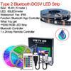 IP65 블루투스 제어 -16.4ft LED 스트립