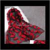 أحمر-WJ1002 حجم واحد