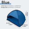 M: Blue