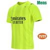 2122 Green Goalkeeper