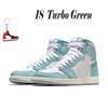 # 18 1s turbo verde