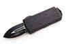 Black handle / black blade