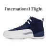 Vuelo internacional 12s