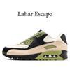 40-45 Lahar s'échappe