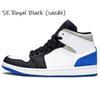 # 24 Mid SE Royal Black Toe