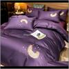 Dancing Night Sky - Purple
