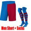 Pantalones cortos para hombre + calcetines