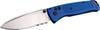 blue Jagged blade