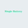 Single 1800 mA Batterie