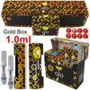 1.0ml com caixa de ouro