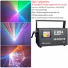 4w RGB láser 30K