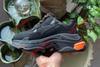 B26 Black Orange 36-45