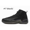 # 7 Siyah Boyutu 40-47