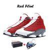 4 красный Flint 7-13