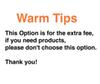 warm tips dont pay