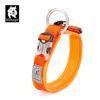 Collier de chien orange