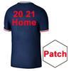 QM096 2021 Home Ligu. 1 patch