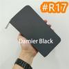 # R17 Damier Black Zipper