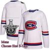 Uomini 2021 Stanley Cup Patch