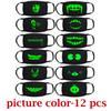 그림 색상 -9 PCS-12.