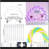 38pcs Arch Stand